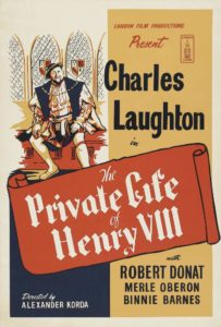 The Private Live of Henry VIII
